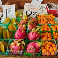 Farmers Market Tour